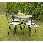 Tavolo da giardino Greenwood Baveno TTF 52 ∅ 90 cm