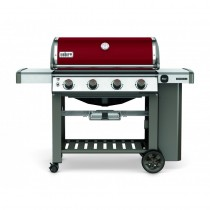 Barbecue a gas Weber genesis II E-410 Gbs red...