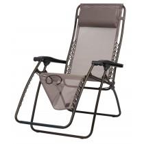 Lafuma LFM 1226.6456 sedia pieghevole Relax Rsxa ecorce