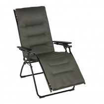 Sdraio da giardino Lafuma LFM 2726.7057 Evolution Air Comfort tortora