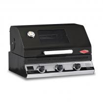 Il Bracere barbecue a gas Beefeater Discovery 1100E 3 fuochi da incasso