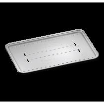 Supporto barbecue kit trasformazione cottura indiretta Weber Q 1000 6561