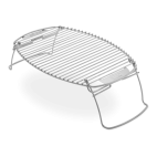 Griglia di espansione Weber in acciaio inox 7647