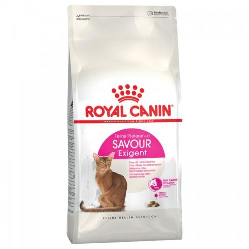Crocchette per gatti Royal canin adult feline savour exigent 35-30 2 Kg