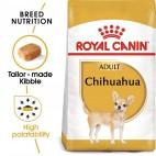 Crocchette per cani Royal Canin chihuahua adult 500 g
