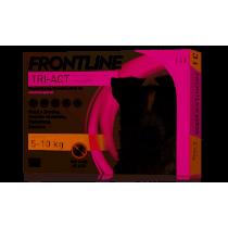 Frontline tri-act cani taglia piccola 5-10 Kg