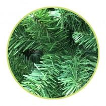 Albero di natale pino Kaemingk Imperial verde 240 cm