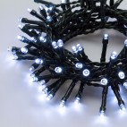 Luci di Natale Lotti 300 LED bianco freddo 12 m