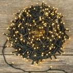 Luci di natale Kaemingk 2000 LED caldo classico compact twinkle 45 m