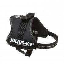 Pettorina per cani Julius K9 S nero 40-53 cm