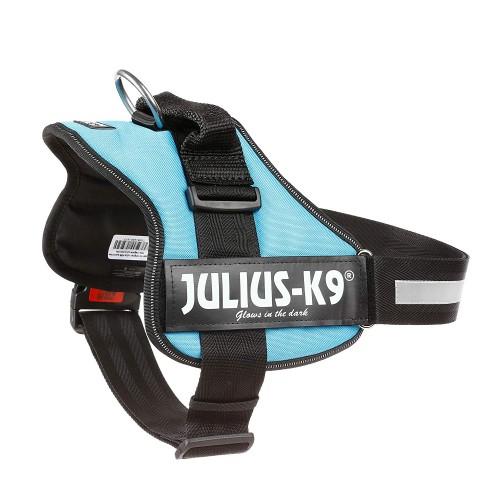Pettorina per cani Julius K9 L-XL azzurro 71-96 cm