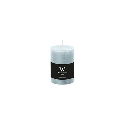 Wiedemann candela moccolo Marble azzurro ghiaccio 80/68 mm