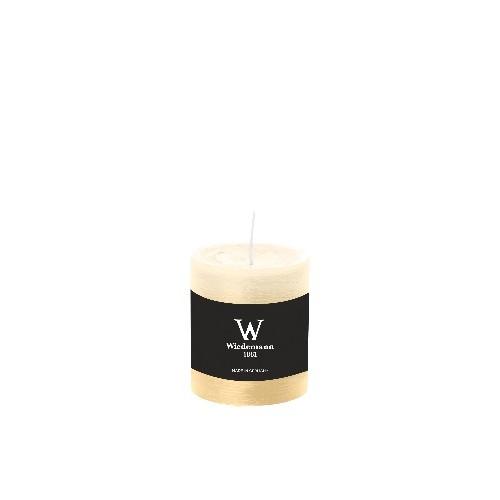 Wiedemann candela moccolo Marble biscotto 90/58 mm