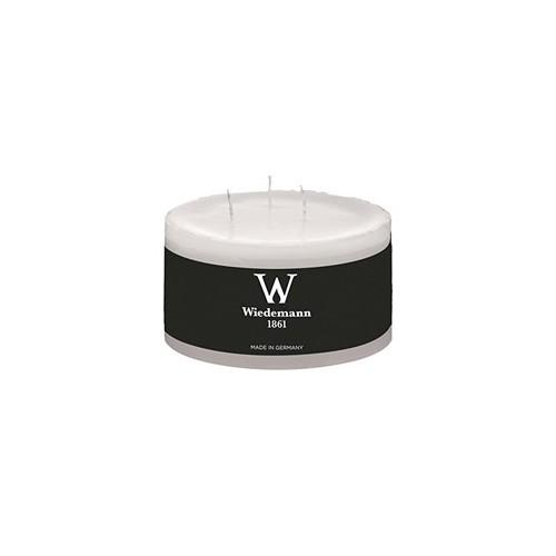 Wiedemann candela moccolo Marble bianco 80/148 mm