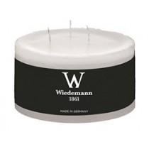 Wiedemann candela moccolo Marble biscotto 80/148 mm