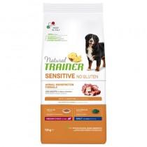 Crocchette per cani Trainer natural sensitive no...