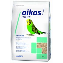 Oikos Fitlife cocorite mangime per uccelli 600 g