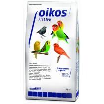 Oikos Fitlife pastoncino patè insect per uccelli insettivori 1 Kg