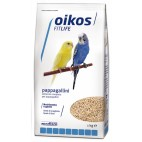Oikos Fitlife alimento completo per pappagallini 1 Kg