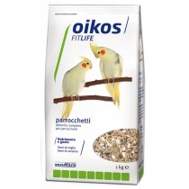 Oikos Fitlife alimento completo per uccelli esotici...