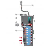 Newa Microjet MCF70 filtro interno multifunzionale per acquari
