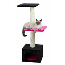 Trixie Tiragraffi per gatti Badalona nero e fucsia