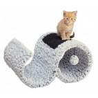 Trixie Tiragraffi per gatti Lora grigio