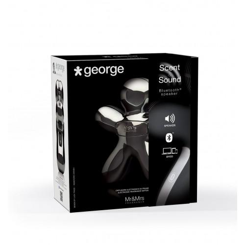Mr&Mrs Fragrance George Bluetooth® speaker & fragrance