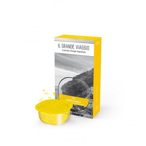 Mr&Mrs Fragrance capsule profumate Il Grande Viaggio per diffusore elettronico George