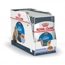Royal Canin Ultra light jelly 85 grammi confezione da 12 cibo umido per gatti
