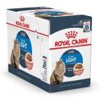 Cibo umido per gatti Royal Canin Light Weight in salsa 85 g confezione 12 pz.