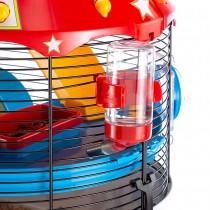 Ferplast Circus Fun gabbia per criceti e piccoli roditori