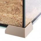 Ferplast Karat 80 gabbia per criceti e topolini in vetro