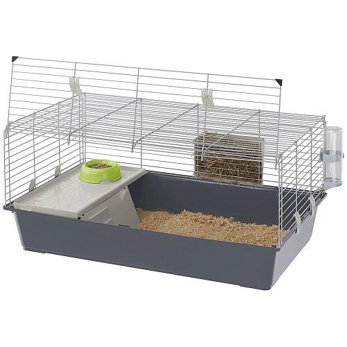 Ferplast Rabbit 100 gabbia per conigli e porcellini d'India