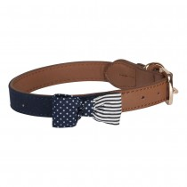 Collare per cani American flag blu Camon