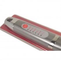 Il Bracere forchettone completo di termometro professionale per barbecue