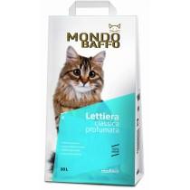 Lettiera per gatti agglomerante tipo fine 7,5 L 100% naturale