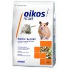 Oikos Hamster & Gerbil 600 grammi Alimento per criceti e gerbilli