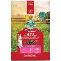 Oxbow essentials young rabbit food 2.27 kg Alimento per conigli