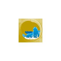 Crocchette per cani Farmina N&D puppy medium/maxi grain free agnello, zucca e mirtillo 2,5 kg