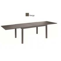 Tavolo estensibile in ferro Vermobil Sofy 100/200 x 70