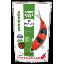 Mangime per carpe Sera Koi all seasons Probiotic 500 grammi