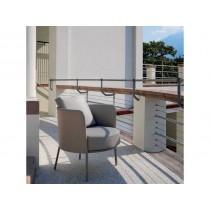 Poltrona da giardino Vermobil Desiree Fabric DE620