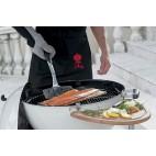 Spatola pesce inox barbecue Weber 6673