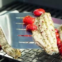 Spatola pesce inox barbecue Weber Style 6704