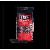 Bricchetti Weber carbone 4 Kg 17590