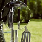 Barbecue a carbone Weber Master Touch GBS C-5750 Ø 57 cm slate blue 14713004