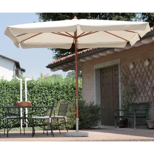 Ombrellone da giardino rettangolare Greenwood E 1005 3 x 2 m