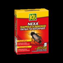 Insetticida Nexa KB trappola per scarafaggi e blatte