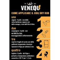 Rub universale insaporitore carne per barbecue Venequ Speziato 150 g